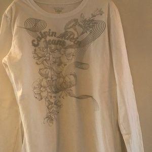 Calvin Klein jeans long-sleeved shirt